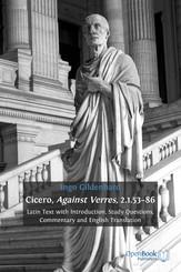 Cicero, Against Verres, 2.1.53-86