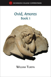 Full vocabulary for Ovid's Amores, Book 1