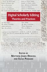 Digital Scholarly Editing