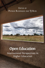 16. Open Education Practice at the University of Southern Queensland