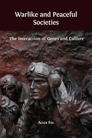 Warlike and Peaceful Societies