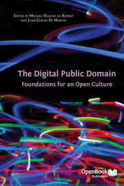 4. Building Digital Commons through Open Access Management of Copyright-related Rights