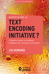 Qu'est-ce que la Text Encoding Initiative ?