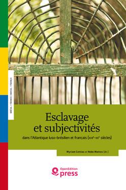 Esclavage et subjectivités
