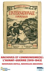 Les fonds du Parti communiste français déposés aux Archives départementales de Seine-Saint-Denis