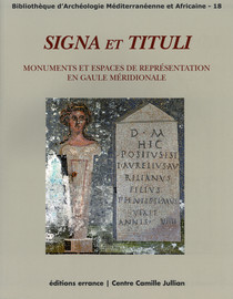 Esculturas e inscripciones del entorno funerario de Barcino