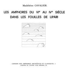 Les amphores archaïques et classiques et le commerce en Méditerranée. Chronique du programme et perspectives