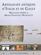 Artisanats antiques d'Italie et de Gaule