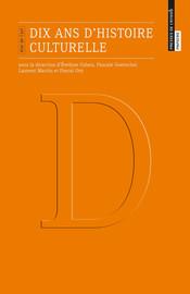 L'Histoire culturelle face au « tournant transnational »169