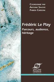 Précis de la formation d'un ingénieur des mines, Frédéric Le Play de 1806 à 1830