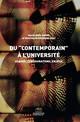 Auteurs français du xxesiècle au programme des agrégations de lettres et de grammaire depuis 1960