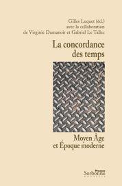 Un cas de non concordance: les structures absolues en espagnol médiéval