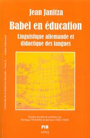 Le «langage intérieur»: analyse opératoire d'un concept psychologique