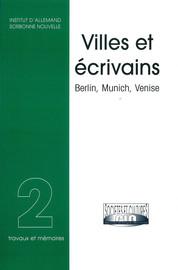 La vie littéraire à Munich dans les années vingt