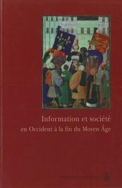 Information et tradition textuelle