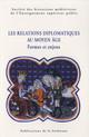 Les Lettres austrasiennes: dire, cacher, transmettre les informations diplomatiques au haut Moyen Âge