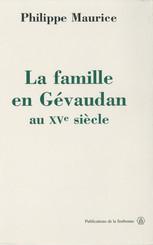 La famille en Gévaudan au XVe siècle (1380-1483)