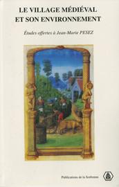 L'enfant dans la maison rurale au Moyen Âge (XIIIe-XVIesiècle)