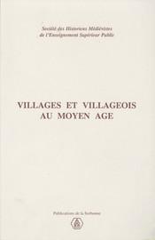 Images de la vie des villageois