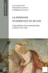 La mémoire d'Ambroise de Milan
