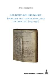 Les écritures ordinaires