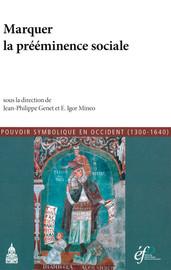 Manuscrits de luxe et distinction sociale à la fin du Moyen Âge
