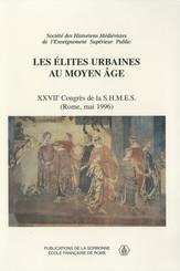 Les élites urbaines au Moyen âge