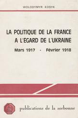 La politique de la France à l'égard de l'Ukraine