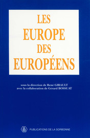 Les « Europe&bsp;» de quelques Belges au XXe siècle