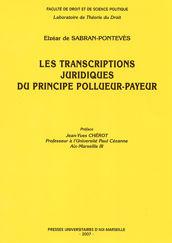 Les transcriptions juridiques du principe pollueur-payeur
