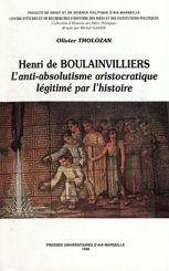 Henri de Boulainvilliers