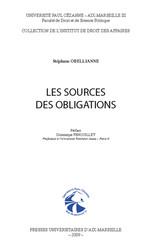 Les sources des obligations