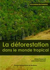 La déforestation dans le monde tropical