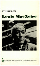 Studies on Louis MacNeice