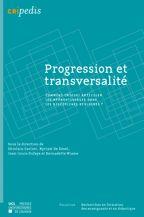 Progression et transversalité