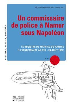Un commissaire de police à Namur sous Napoléon