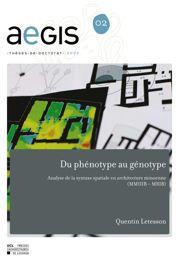 Du Phénotype au génotype