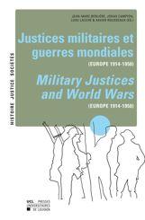 Justices militaires et guerres mondiales