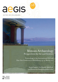 Performance Theory in Minoan Rituals and the Ambiguity of Minoan Symbols*