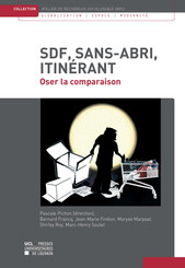 SDF, sans-abri, itinérant