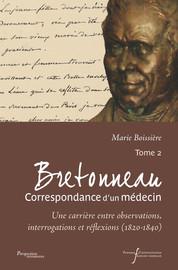 No188. De Henri Gouraud à Pierre-Fidèle Bretonneau 1826, 6 mai. – Paris