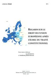 La reprise de certains éléments du Traité-Constitution1