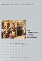 Les constructions locales du politique
