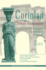 Coriolan de William Shakespeare