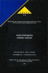 Voix éthniques, ethnic voices. Volume 1