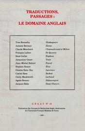 """""""Le défi du prosaïque"""": une critique des traductions françaises de John Donne"""