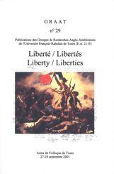 Liberté / Libertés