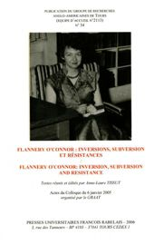 """""""It takes a story to make a story"""": time, space, and narrative in the stories of Flannery O'Connor"""