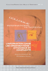 L'information dans les organisations: dynamique et complexité