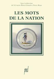 Les Mots De La Nation Quelques Observations Sur Le Micro Champ Lexical De Country People Nation State Et Homeland Dans La Langue Anglaise Presses Universitaires De Lyon